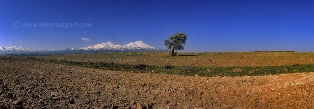 Şahinefendi-Hasan Dağı